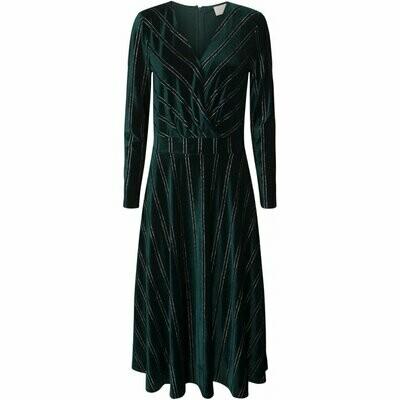 Ira Dress-Evening Green