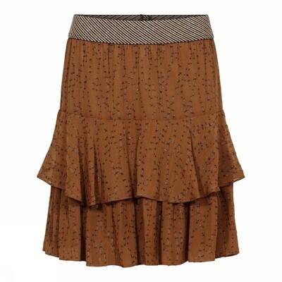 Chiffon skirt-Eik