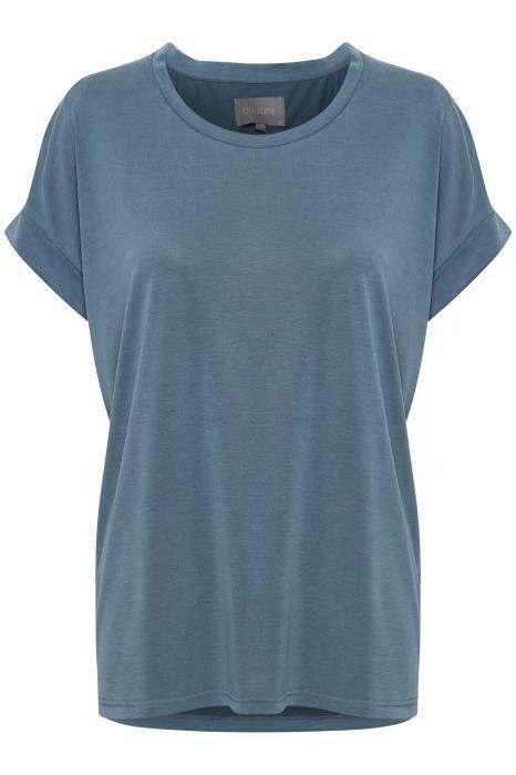Kajsa T-shirt Mallard Blue