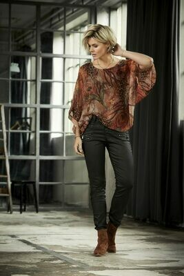 Valli blouse-syrup