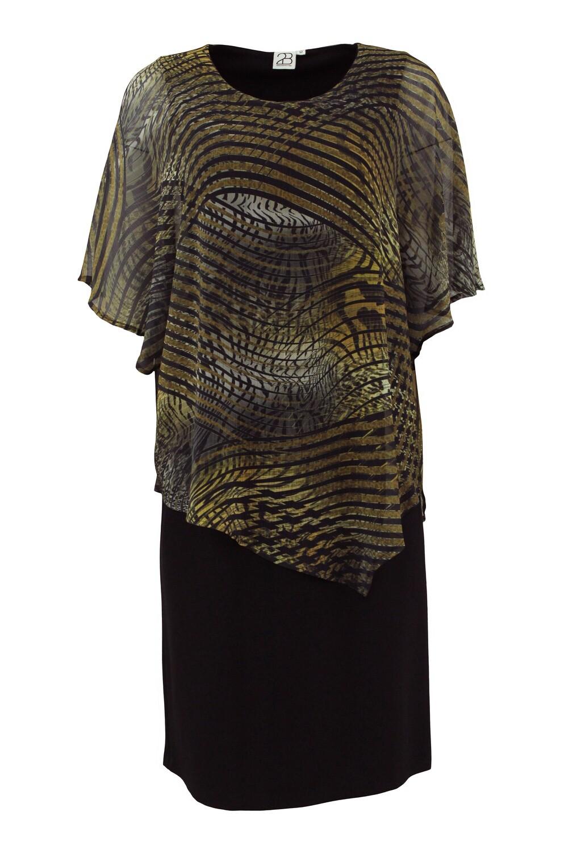 Erla Dress-Gold