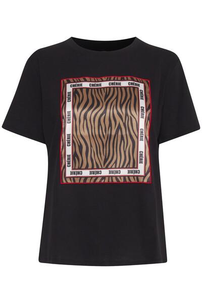 Zebra T-shirt-Sort