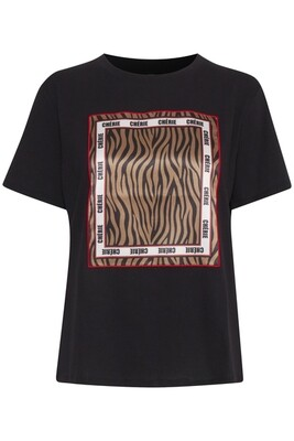 Zebra T-shirt-Sort
