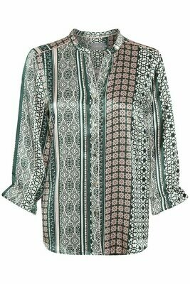 Fadia Shirt-Pine Grove