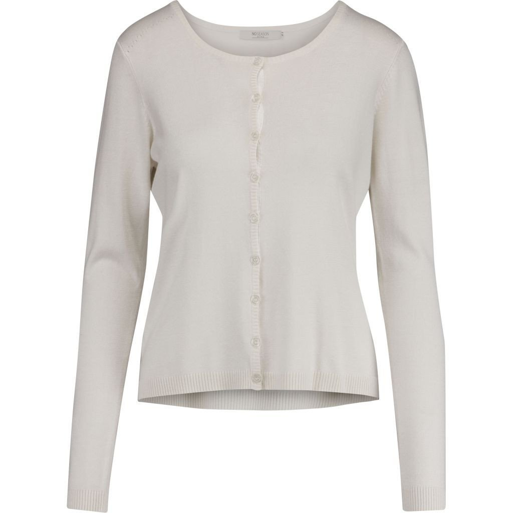 New Laura cardigan broken white