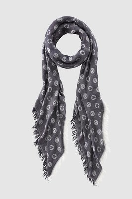 smilies and stars scarf