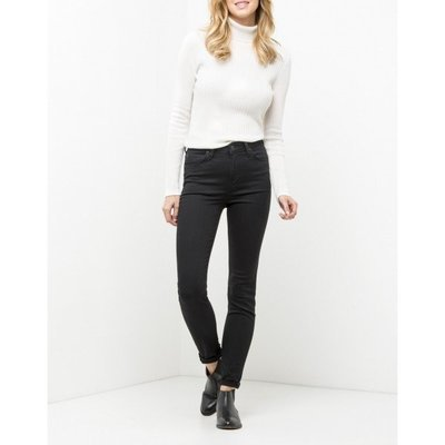 Scarlett high skinny high waist black
