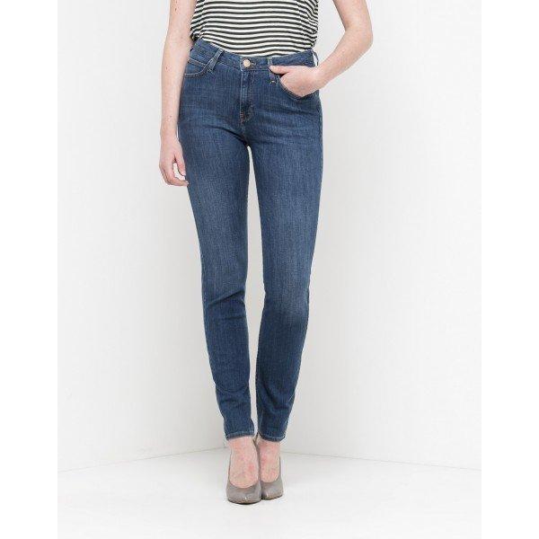 Scarlett high skinny high waist medium blue