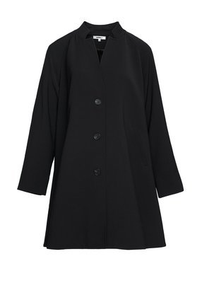 The hill coat black