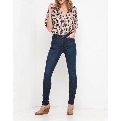 Scarlett high skinny high waist uber blue