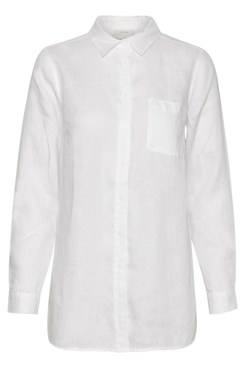 Kiva skjorte hvit