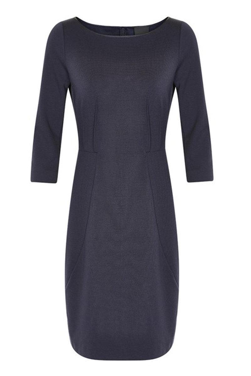 Bagulio kjole marine blue