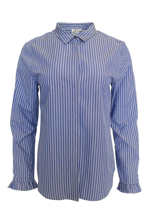 Pippa skjorte blue