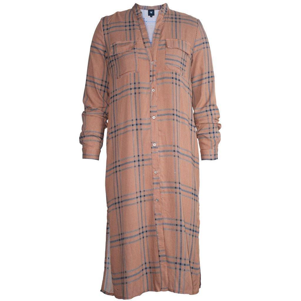 Lang skjorte/kjole