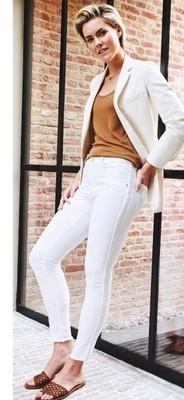 Nikita Jeans hvit