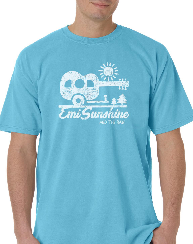 Blue Lagoon Camper Shirt 00165