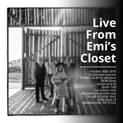 Live From Emi's Closet