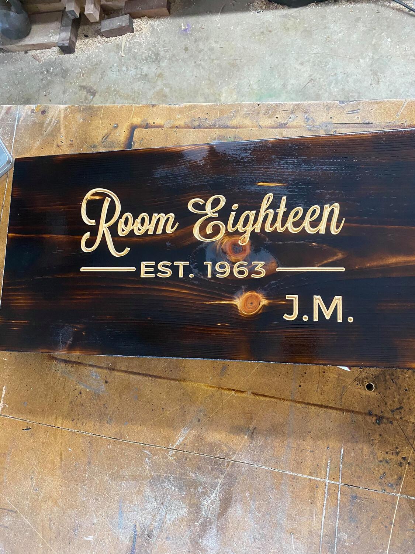 Room Eighteen Writers Room