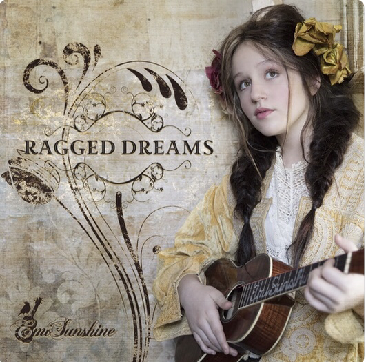 Ragged Dreams CD Signed 00121