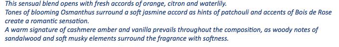 Bohemian Luxe Fragrance