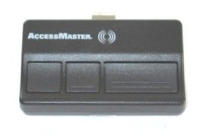 373AC AccessMaster Garage Door Opener Three Button Remote