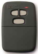 Digi-Code Three Button Visor Transmitter, Model DC5032