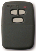 Digi-Code Three Button Visor Transmitter, Model DC5032