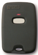 Digi-Code One Button Key Chain Transmitter, Model DC5042