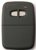 Digi-Code Two Button Visor Transmitter, Model DC5062