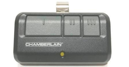 953ESTD Chamberlain Three Button Visor Remote