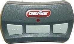 Genie® 37517S, GITR-3 Three Button Visor Remote