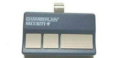 953CB-315 Chamberlain Three Button Remote