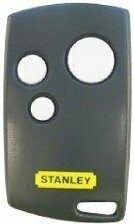 370-3352 Stanley SecureCode Three Button Key Chain Remote