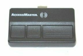 Sears Craftsman Replacement Three Button Visor Remote, 3713AC