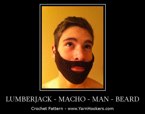 WTS: Lumberjack Macho Man Beard