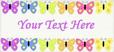 Butterfly Avenue -
