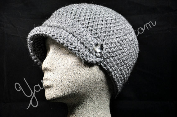 WTS: ADULT / TEEN - LADIES: Newsboy - Military Hat