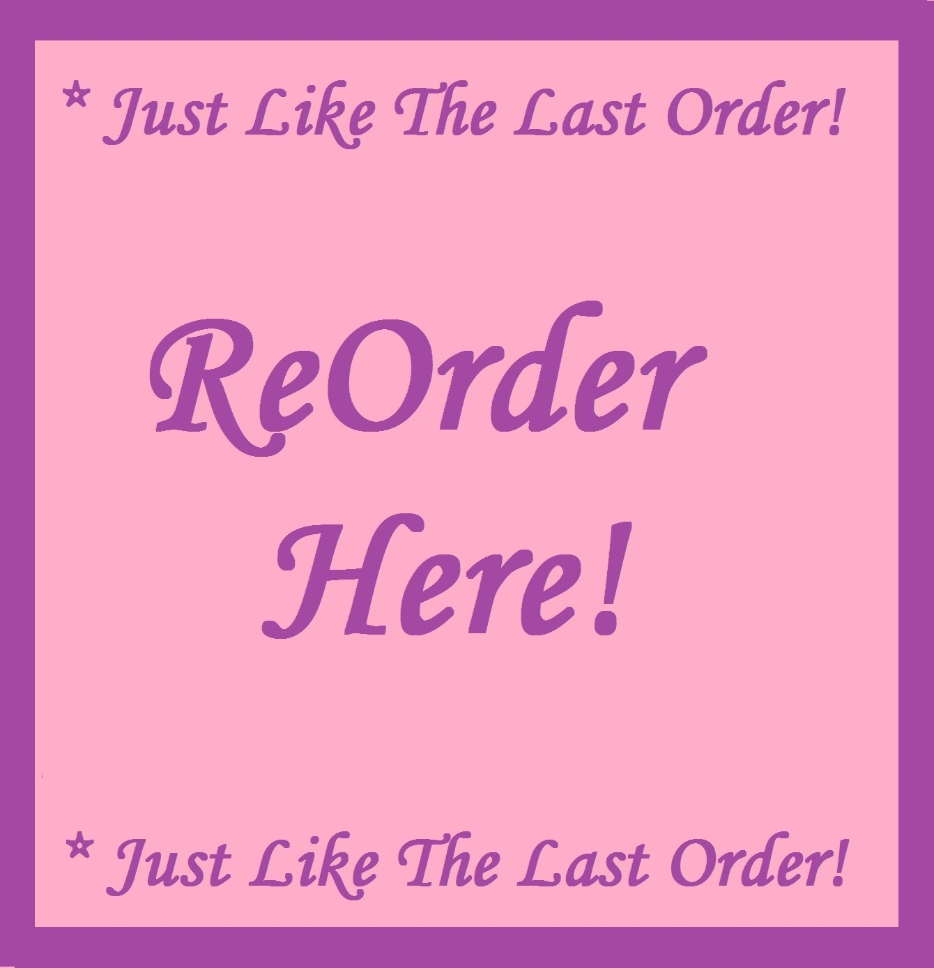 (ReOrder Here)