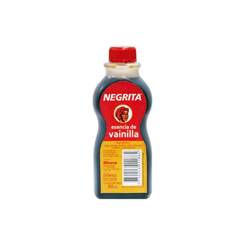 Vaniljauute | Vanilla Essence | NEGRITA | 90ml