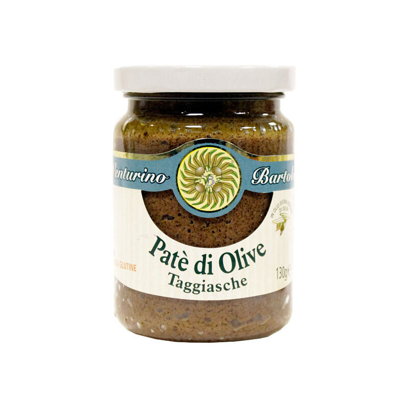 Taggiasca Oliivitahna | Taggiasca Olives Pate | VENTURINO | 130g