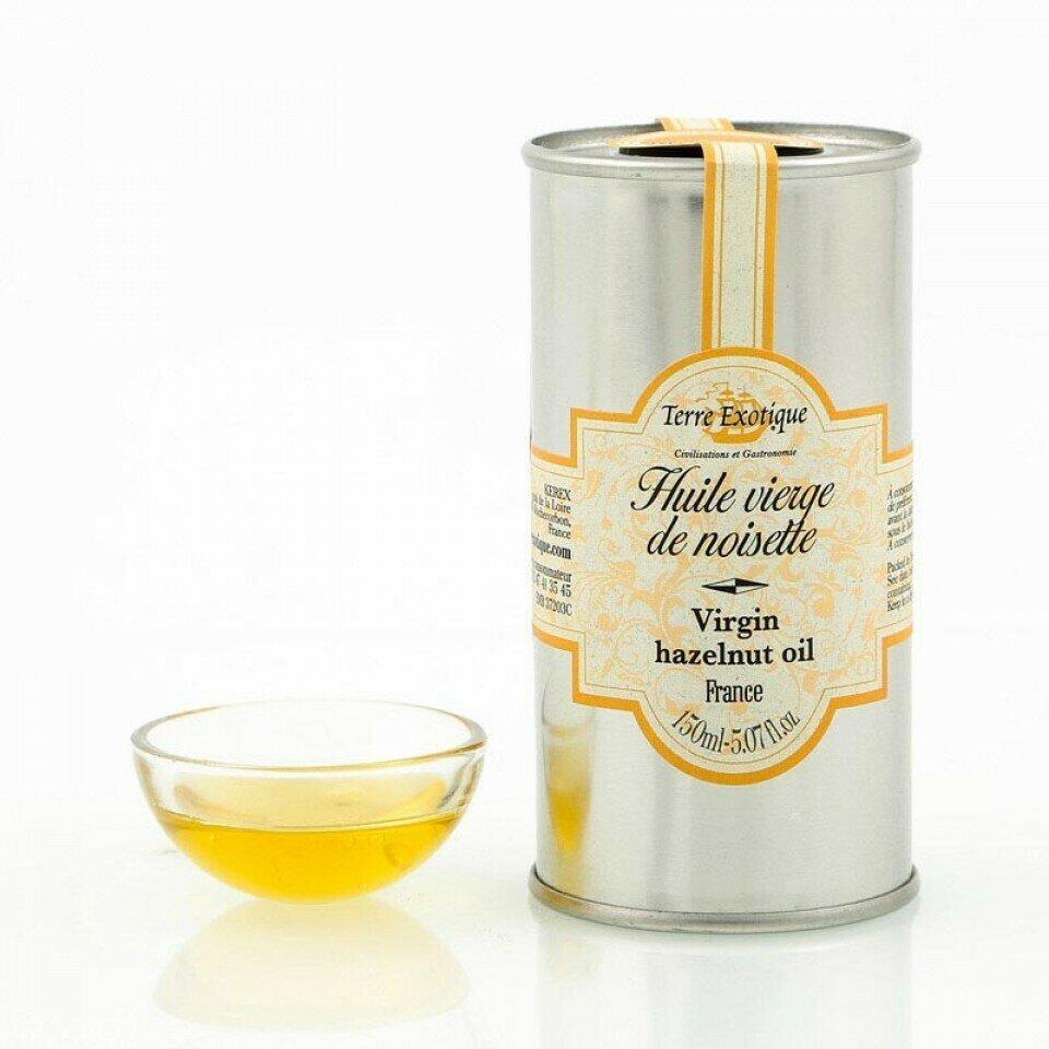 Hasselpähkinäöljy (Ranska)   Hazelnut Oil   TERRE EXOTIQUE   150 ML