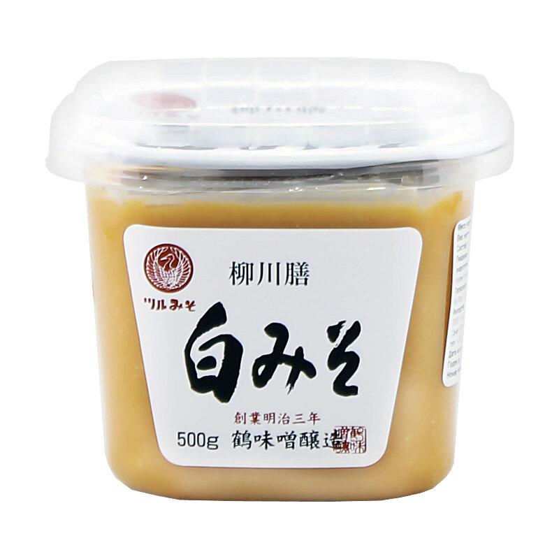 Valkoinen Misotahna   White Miso Paste   UMAMI   500 G