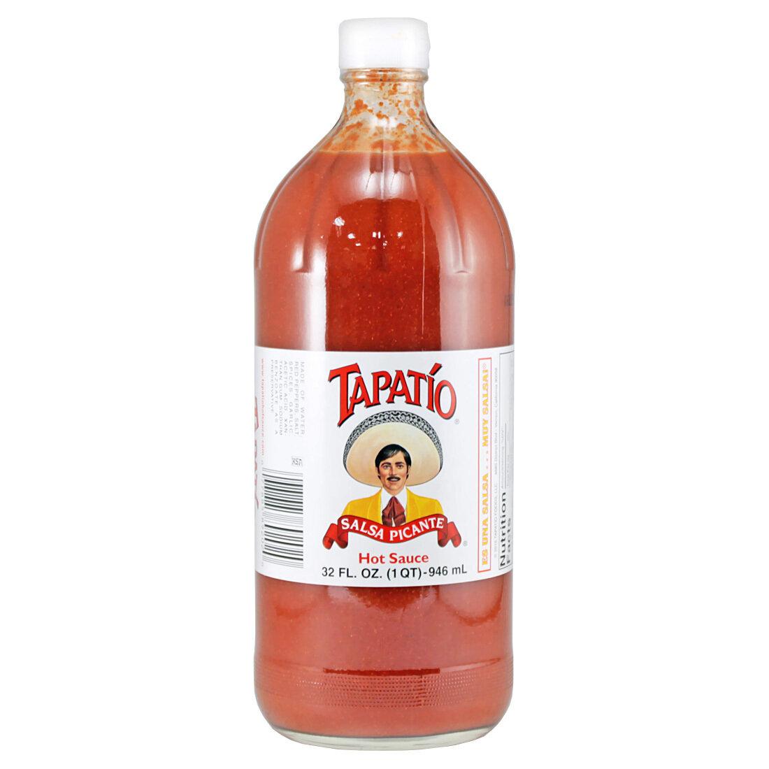 Tapatío Salsa Picante Tulinen Kastike | Tapatío Hot Sauce | TAPATÍO | 946 ML