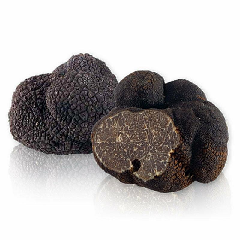 Mustatryffeli (Tuber Melanosporum Vitt.) | Fresh Winter Black Truffle | TARTUFI MORRA | 1 PCS (+15G)