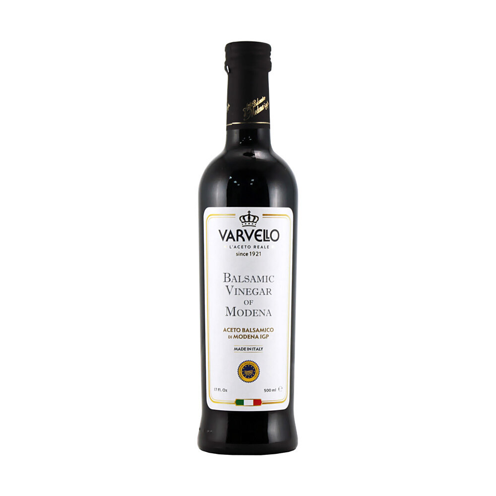 Balsamiviinietikka Modena (I.G.P.) Royal Line | Balsamic Vinegar Royal Line | VARVELLO | 500 ML