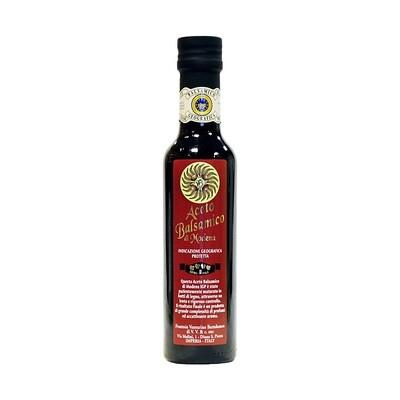 Balsamiviinietikka Modena (I.G.P.) 4 Leafs | Balsamic Vinegar 4 Leaves | VENTURINO | 250 ML