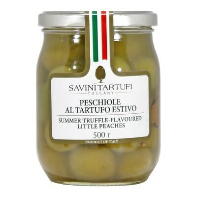 Persikat & Kesätryffelit | Peaches With Summer Truffles | SAVINI TARTUFI | 500 G