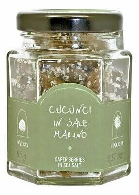 Kaprismarjat Merisuolassa | Caper Berries In Sea Salt | LA NICCHIA | 90 G