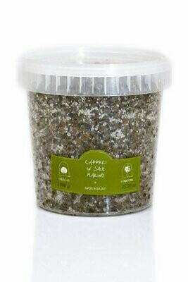 Kaprikset Merisuolassa | Capers In Sea Salt | LA NICCHIA | 1kg