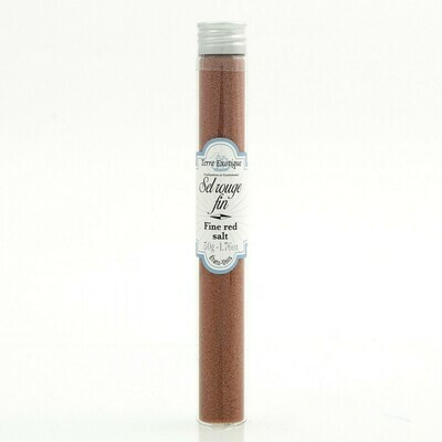Havaijin Punainen Suola (Usa) | Hawaiian Red Salt | TERRE EXOTIQUE | 50g